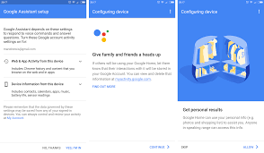 how to set up google home tech advisor