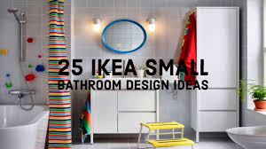 ikea small bathroom ideas 25 ikea small bathroom design ideas