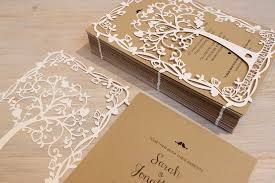 tree wedding invitations wedding stationery ranges