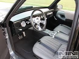ford ranger interior 1994 ford ranger the evolution cover truck mini truckin
