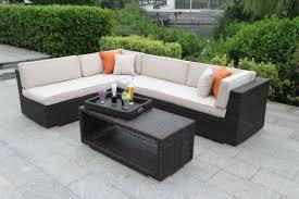 4 piece patio furniture sets furniture inexpensive walmart wicker furniture for patio