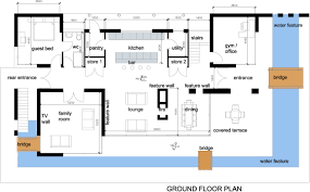 modern home plans contemporary home plans and designs home design ideas