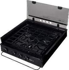 suburban manufacturing 3 burner slide in cooktops airxcel