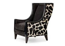 Hancock And Moore Leather Chair Prices Luxe Chair Hancock U0026 Moore Zebra Print Fabric For Chair Back