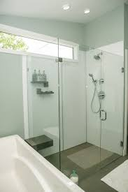 glass shower doors cleaning 7 reasons to choose a shower door over a shower curtain