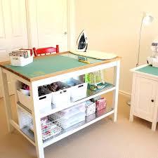 Craft Room Storage Furniture - desk small white craft table small craft room storage ideas