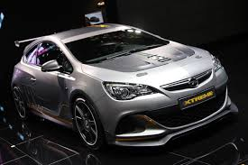 vauxhall astra vxr vauxhall astra vxr extreme shown in official video autocar