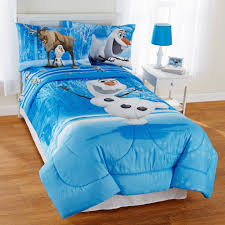 Frozen Bed Set Disney S Frozen Winter Magic Pillow Walmart