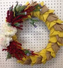 clearance sale on our mesh wreaths by