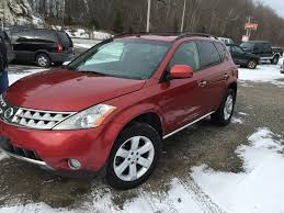 nissan murano sl 2016 2007 nissan murano sl berkshire used cars and car dealers used