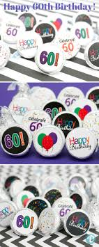 celebrate 60 birthday multi colored 60th birthday party favor stickers set of 324