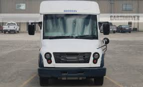 postal vehicles mahindra us postal service truck prototype spy photo pictures