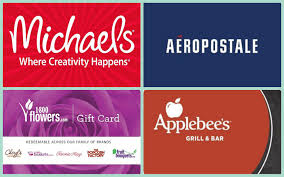 applebee s gift cards 50 michael s navy gap or applebee s gift card only 40