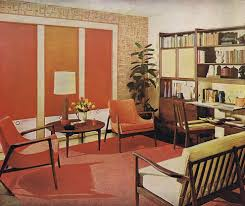 better homes and gardens 1962 mid century modern interior better homes and gardens 1962