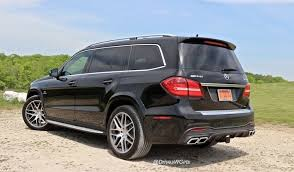 mercedes biturbo suv the gls 63 amg is the family suv the punisher would drive mbworld