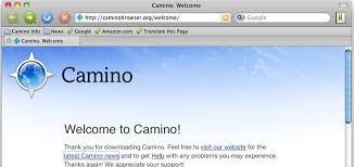 camino browser development for open source os x browser camino ends bgr india