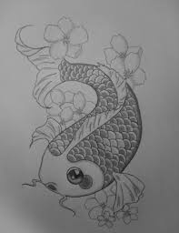 pencil drawing fish 1000 images about kio fish tattoos on