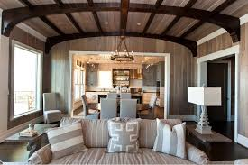 Living Room And Family Room Combo by Combined Kitchen And Living Room Interior Design Ideas