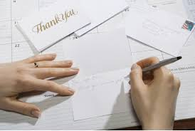 networking thank you letter example