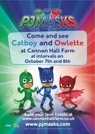 pj masks cannon hall farm cannon hall farm cannon hall farm