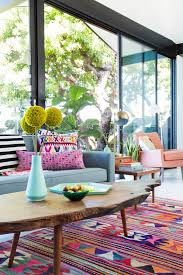 Modern Colorful Rugs A Modern Makeover With Method Emily Henderson
