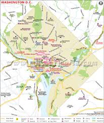 map usa place washington dc map capital of the united states