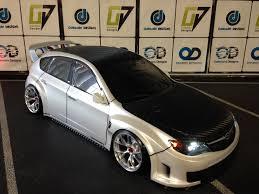 subaru wrx drift car tamiya 190mm subaru impreza wrx sti 1 10 scale r c drift touring