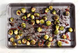 italian brussels sprouts for a side dish the speckled