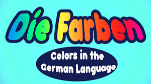 learn colors in german for kids die farben the colors