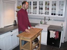 height of a kitchen island kitchen raised kitchen island height for