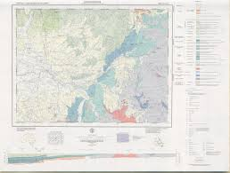 Goo Map Goondiwindi 1 250 000 Geological Map Nsw Resources And Energy