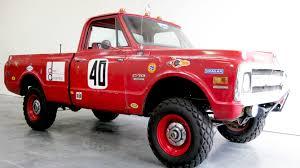 baja truck 1969 chevrolet steve mcqueen baja hickey race truck f239 santa