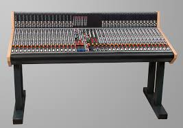 Mixing Table Analog Surround Mixing Console Src51 And 5 1 Systems
