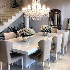 Domayne Dining Chairs Dining Table Sleek White Table Ivory Beige Dining Chairs Top