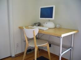 Cheap Diy Desk Best Computer Desk For 2 Monitors Home Design Ideas