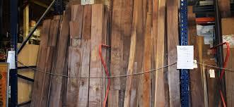 and exotic hardwood lumber