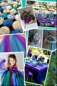 Peacock Decorations by Outstanding Peacock Wedding Theme Magnificent Wedding Decor