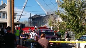 three homes 5 alarm in sanford damages three homes york bangor daily