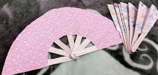Chinese Wall Fan by How To Make A Chinese Hand Fan Diy Hand Fan Japanese Fan Youtube