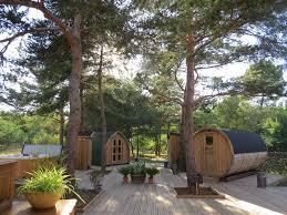 chambre d hote insolite chambres d hôtes insolite en pleine nature et spa en exterieur et