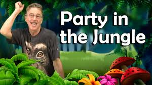 party in the jungle fun phonemic awareness song jack hartmann
