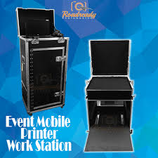 Photo Booth Printer Fuji Dx100 Dual Printer Mobile Event Case U2013 Photobooth User