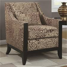 Animal Print Accent Chair Leopard Print Accent Chairs Awesome Coaster Furniture 902090