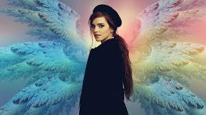 emma watson wings harry potter hermione granger walldevil