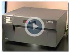 primera label lx900e color label printer