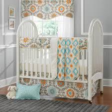 Coral Nursery Bedding Sets by Modern Crib Sheet Modern Crib Sets Modern Crib Sheets Modern