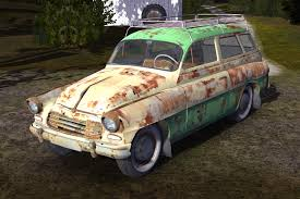 rusty car driving vehicles my summer car wikia fandom powered by wikia