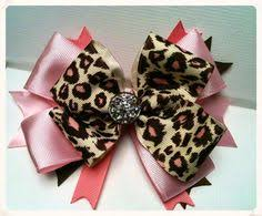 handmade bows big hair bows glam personalized the top