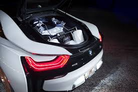 Bmw I8 Night - bmw i8 accuair suspension