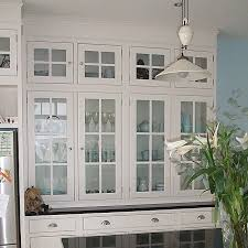 Glass Upper Cabinets Kitchen Cabinets Designs And The Benefits